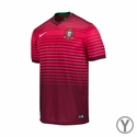 Nike Portugal 2014/2015 Youth Home Stadium Jersey