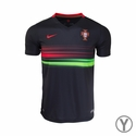 Nike Portugal 2015/2016 Youth Away Stadium Jersey