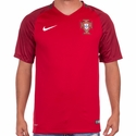 Nike Portugal 2016/2017 Stadium Home Jersey