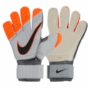 Nike Premier SGT Goalkeeper Gloves - Grey/Total Orange