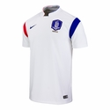 Nike South Korea 2014/2015 Away Stadium Jersey