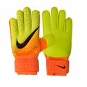 Nike Spyne Pro Goalkeeper Gloves- Bright Citrus