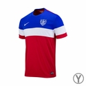 Nike USA 2014/2015 Youth Away Stadium Jersey