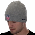 Nike USA Beanie - Dark Grey Heather