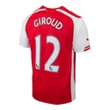 Olivier Giroud Arsenal 14/15 Home Jersey