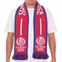 Paraguay 2016 Copa America Flag Scarf