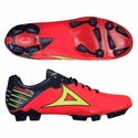 Pirma 401 Gladiador FG Soccer Cleats- Orange/Black
