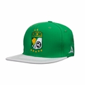 Pirma Leon 19 NINETY Adjustable Cap - Green/White
