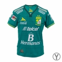 Pirma Leon 2015/2016 Youth Home Jersey