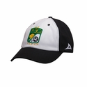 Pirma Leon Adjustable Cap - Black/White