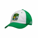 Pirma Leon Adjustable Cap - Green/White