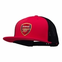 Puma Arsenal 110 Snapback - Red