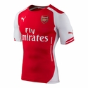 Puma Arsenal 2014/2015 Authentic Home Jersey