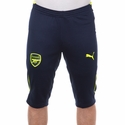 Puma Arsenal 3/4 Training Pants - Peacoat