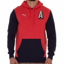 Puma Arsenal Big A Hoody - High Risk Red