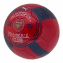 Puma Arsenal Crest Soccer Ball - Red