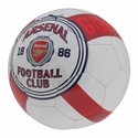 Puma Arsenal Crest Soccer Ball - White