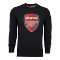 Puma Arsenal Crew Sweater - Dark Grey