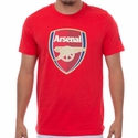 Puma Arsenal Fan Crest Tee - High Risk Red
