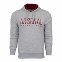Puma Arsenal Fan Hoody - Heather Gray