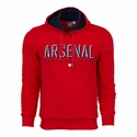 Puma Arsenal Fan Hoody - High Risk Red