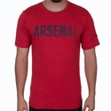 Puma Arsenal Fan Tee - High Risk Red