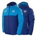 Puma Arsenal Reversible Jacket - Blue