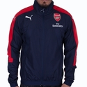 Puma Arsenal Stadium Vent Jacket - Peacoat