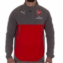 Puma Arsenal Training Fleece - Steel Gray