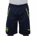 Puma Arsenal Training Shorts - Peacoat
