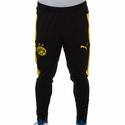 Puma Borussia Dortmund Training Pants - Black