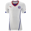 Puma Chile 2014 World Cup Away Jersey