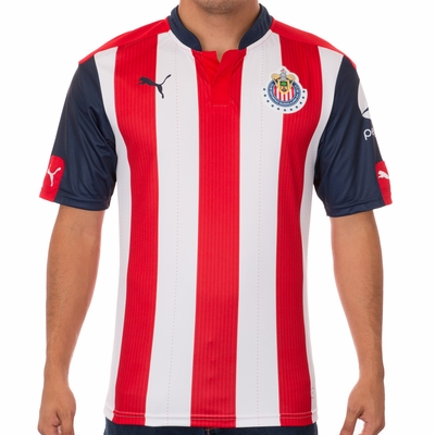 Puma Chivas 2016/2017 Home Jersey - Click to enlarge