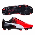 Puma evoPOWER 1.3 Tricks FG Soccer Cleats - Red Blast