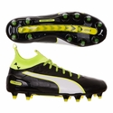 Puma evoTOUCH 1 FG Soccer Cleats - Black