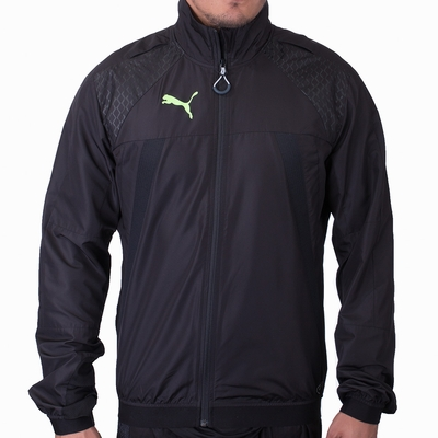 Puma IT evoTRG Thermo-R Vent Jacket - Black - Click to enlarge