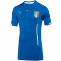 Puma Italy 2014 World Cup Authentic Home Jersey