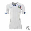 Puma Italy 2014 Youth Away Jersey