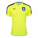 Puma Italy 2016 Goalkeeper Jersey - Safety Yellow