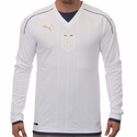 Puma Italy LS Tribute Away Jersey - 2006