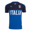 Puma Italy Fanwear Graphic Tee - Peacoat Blue