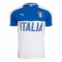 Puma Italy Fanwear Graphic Tee - White