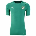 Puma Ivory Cost 2014 World Cup Away Jersey