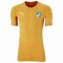 Puma Ivory Cost 2014 World Cup Home Jersey