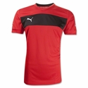 Puma PowerCat 3.12 Jersey- Red