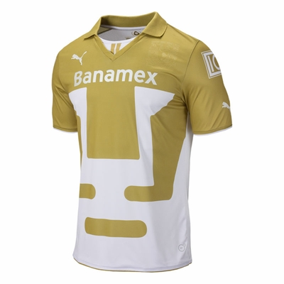 Puma Pumas UNAM 2013/2014 Home Jersey - Click to enlarge