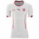 Puma Switzerland 2014 Away Jersey