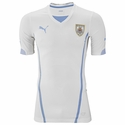 Puma Uruguay 2014 World Cup Away Jersey