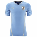 Puma Uruguay 2014 World Cup Home Jersey