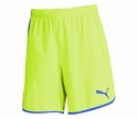 Puma Women's Pulse Shorts - Lime/Royal